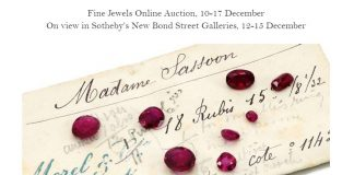 Sotheby's Londonselection of fascinating heirlooms