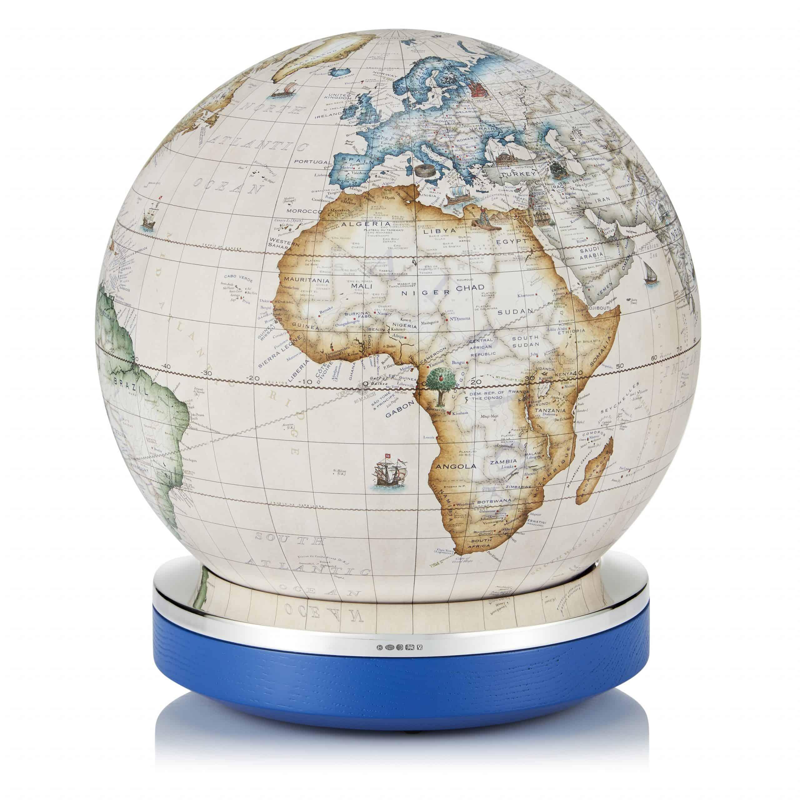 The Civilisations Globe