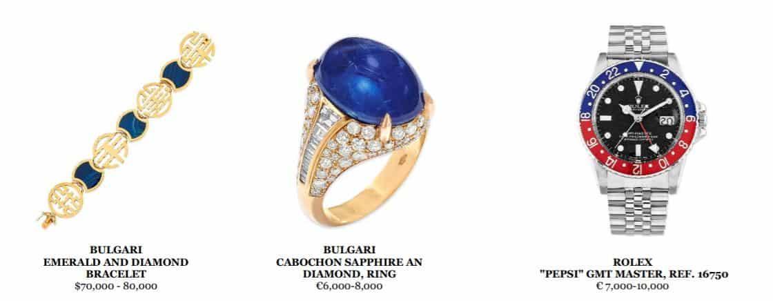 Christie's Jewels