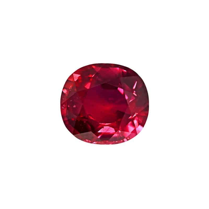 6.10-carat Mozambique ruby