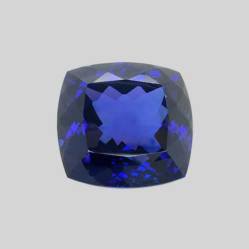 Tanzanite weighing 170.07 carats