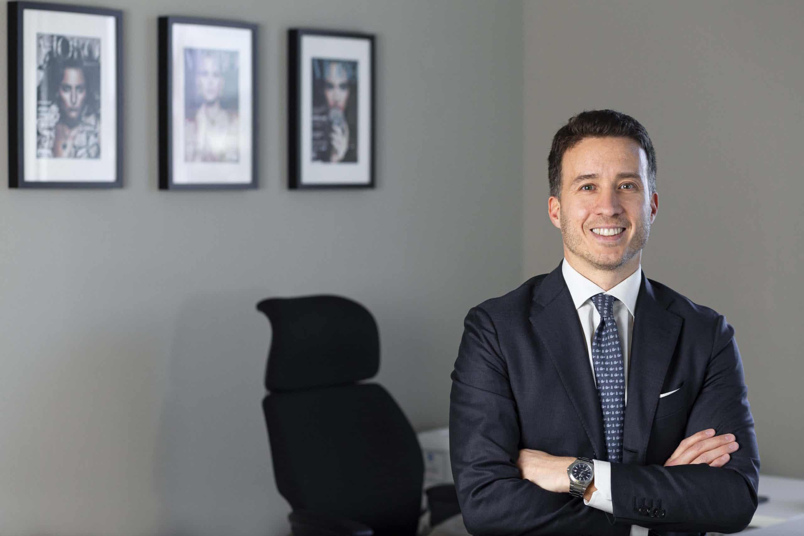 Marco Carniello, IEG Group's Brand Director
