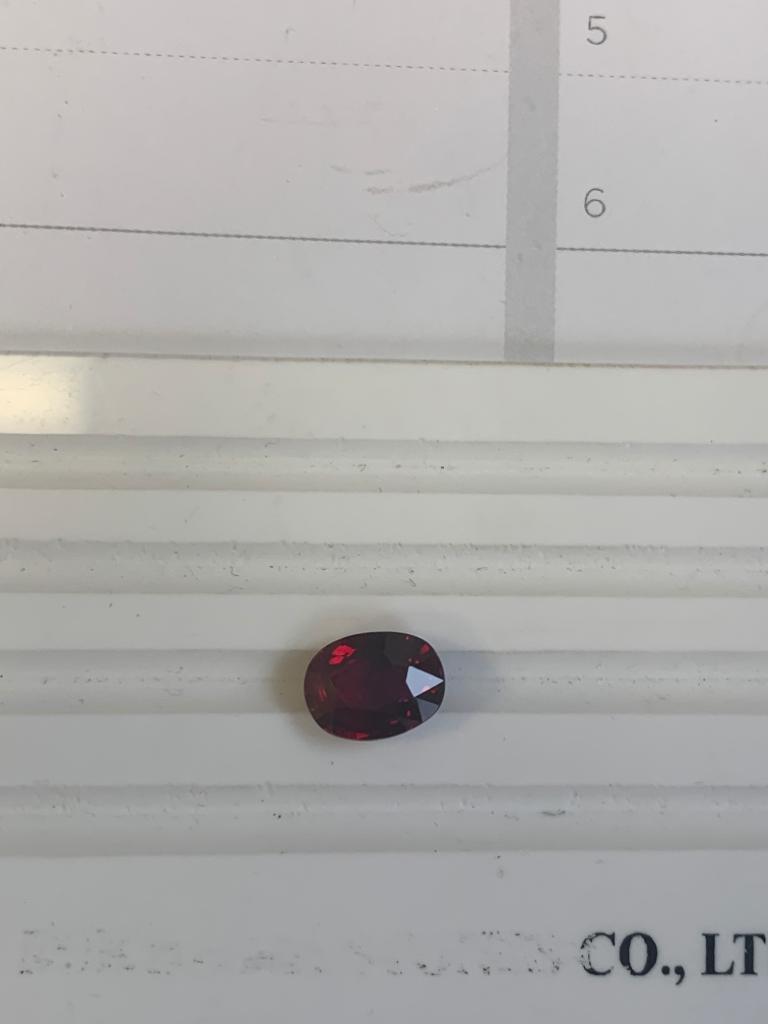 4-carat ruby