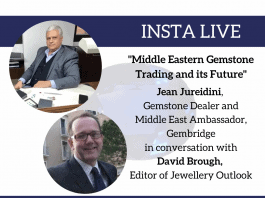 Instalive on Jewellery Outlook