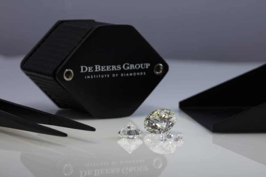 De Beers Group Industry Services