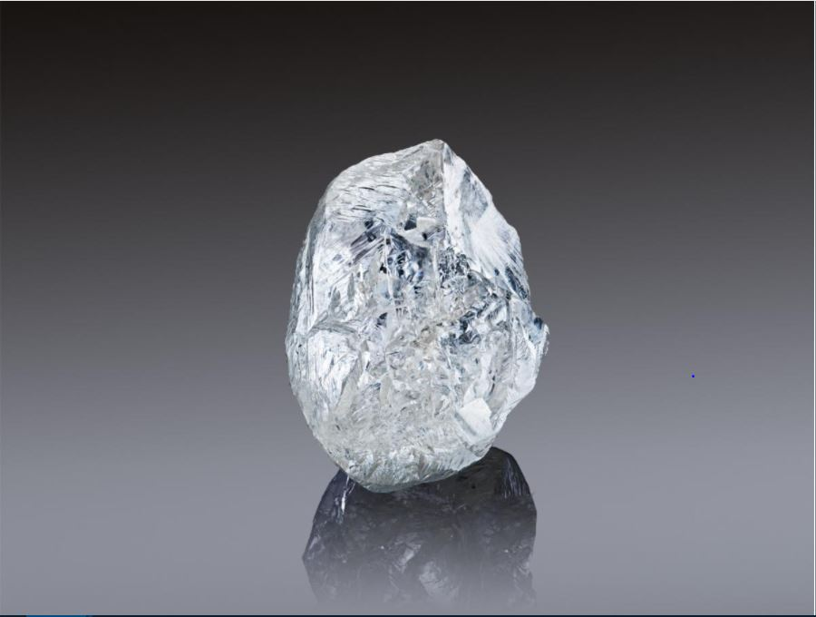 242-carat diamond by ALROSA