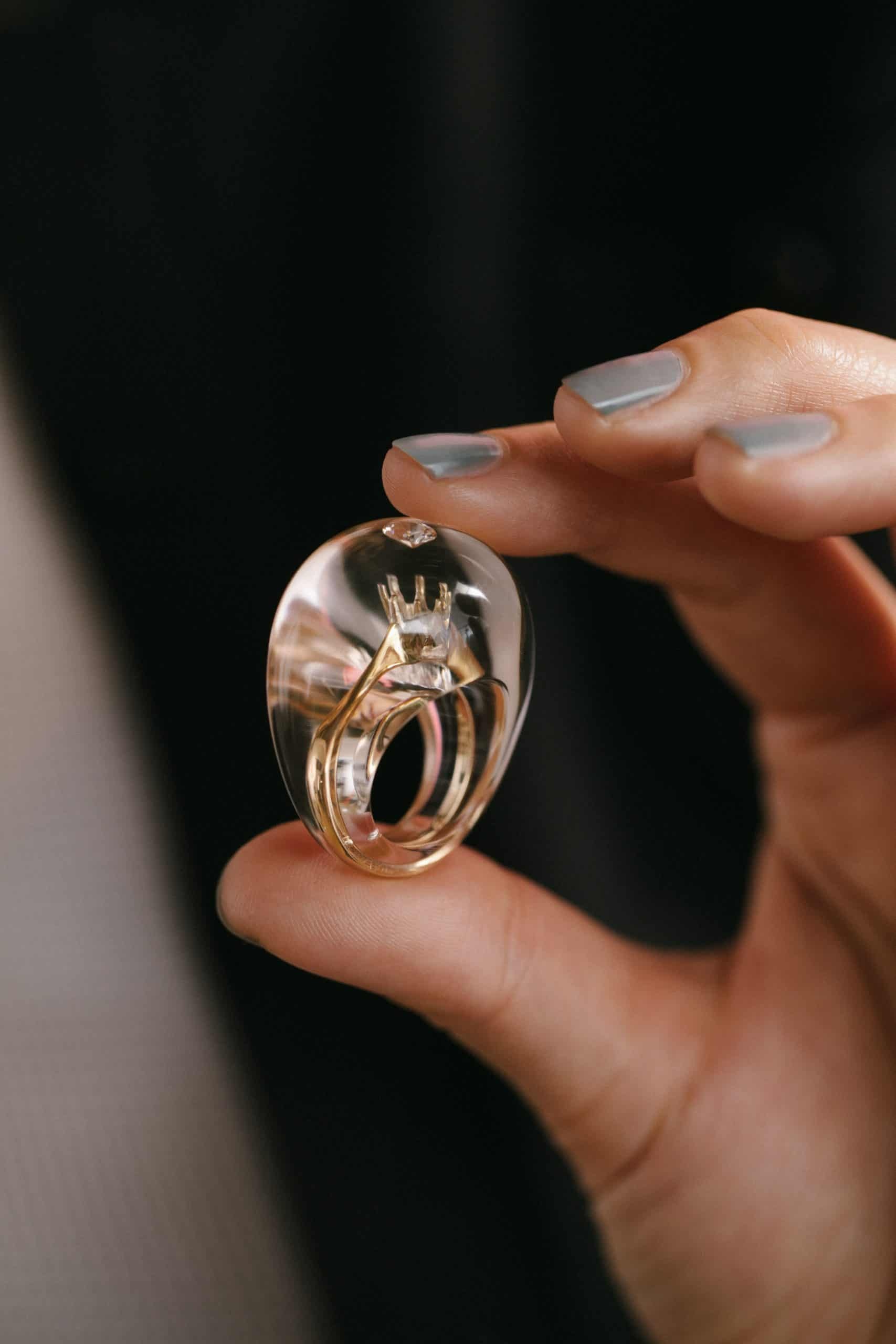 Ami's ring