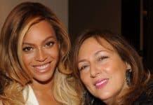 Beyoncé and Jewelry Designer Lorraine Schwartz