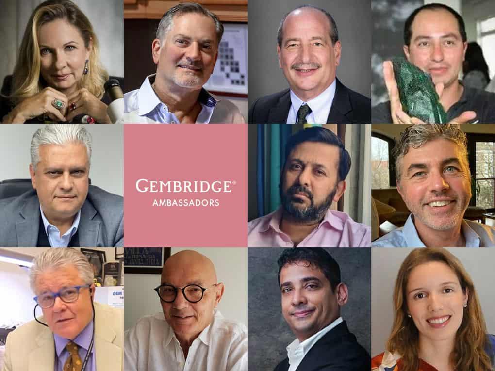 Gembridge ambassadors