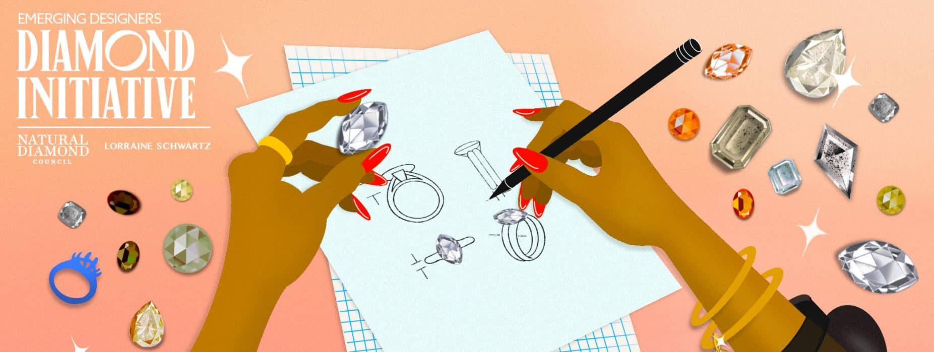 Emerging Designers Diamond Initiative by NDC