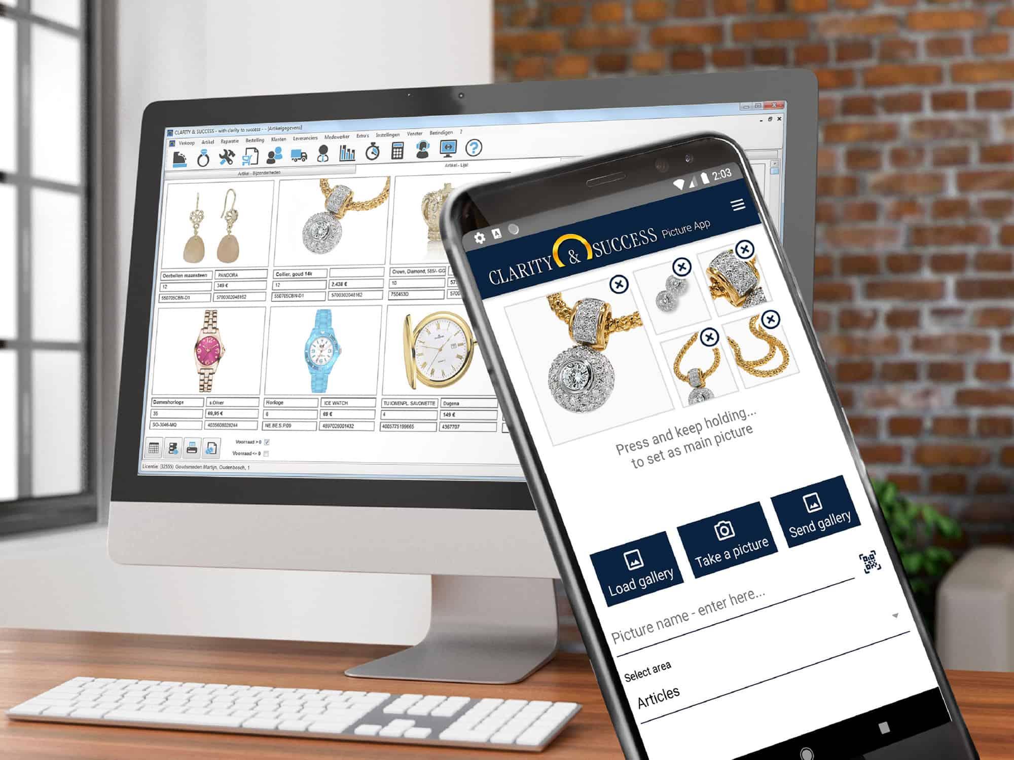 CLARITY & SUCCESS picture app