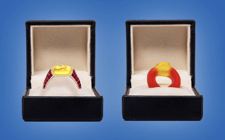 jelly sweet ring