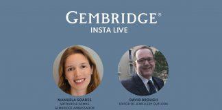Insta live with Gembridge