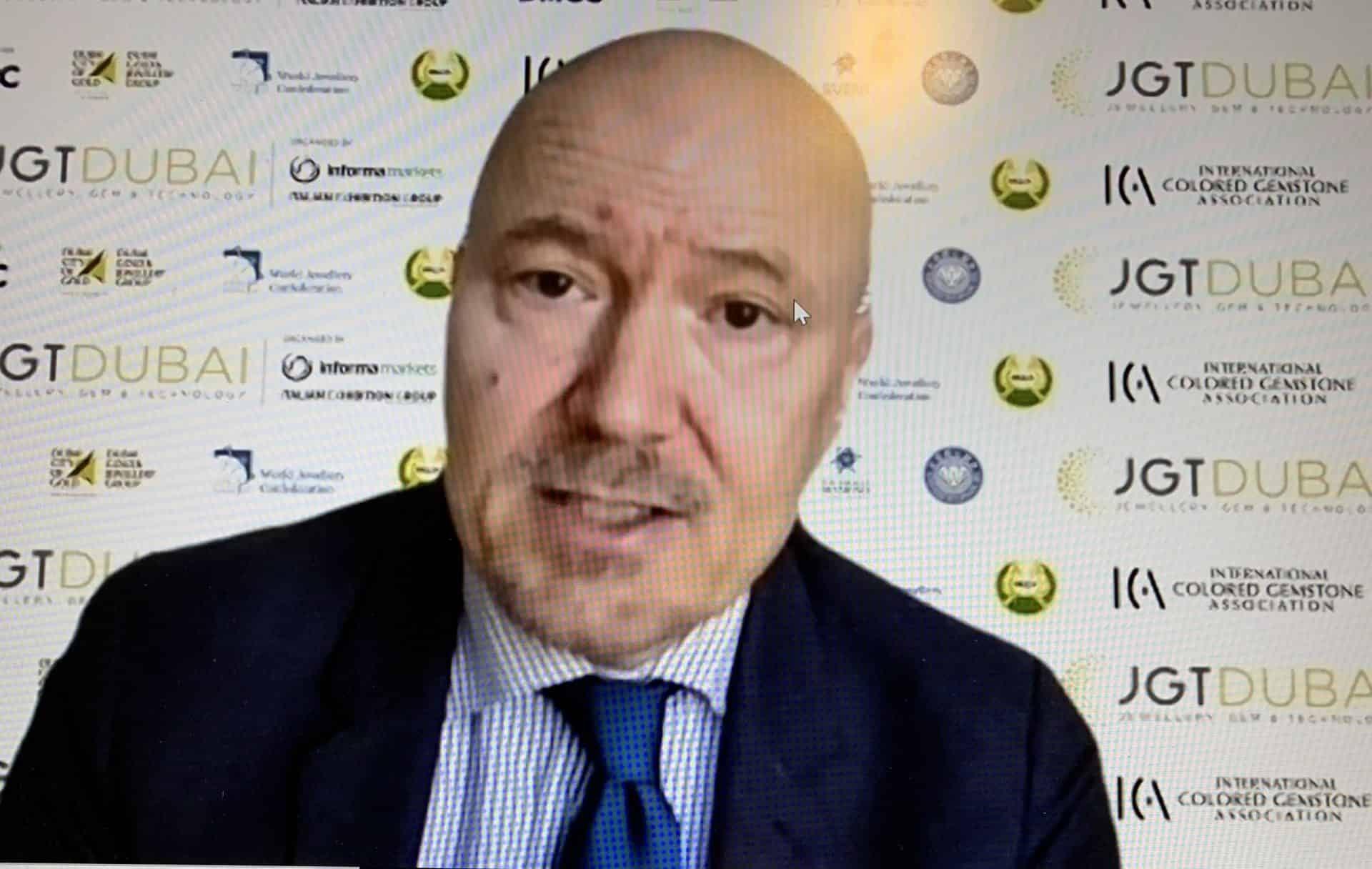 Corrado Peraboni, CEO of IEG SpA