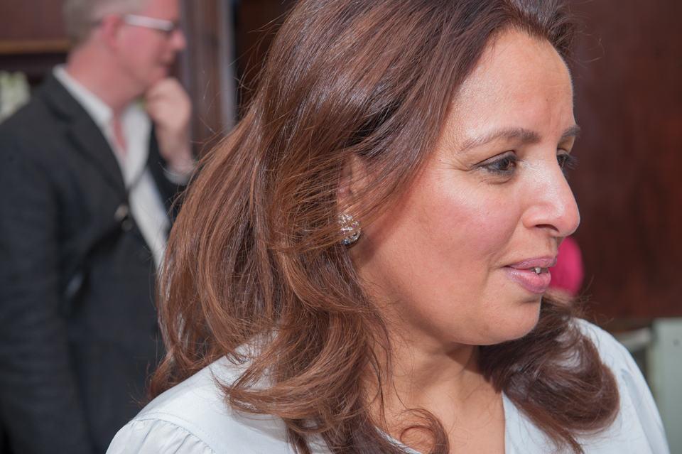 Fehmida Lakhany.