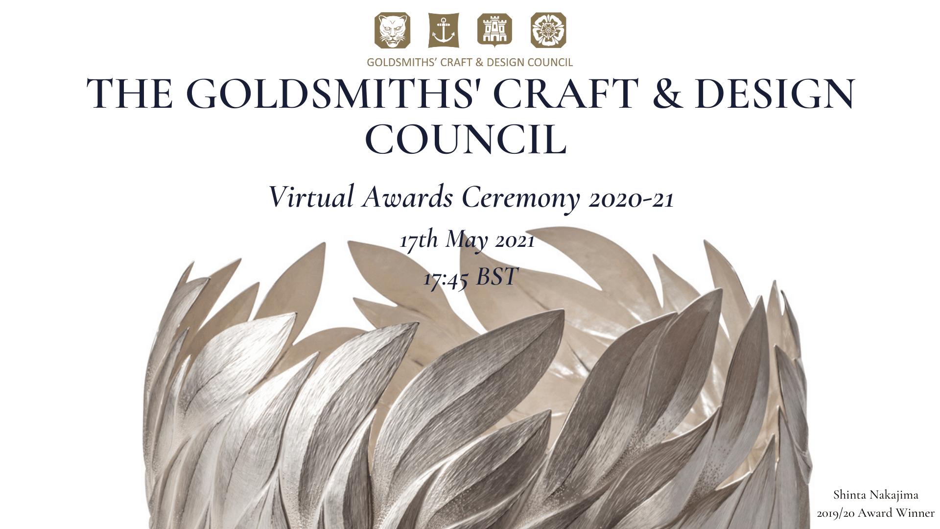 Craftsmanship & Design Awards ceremony
