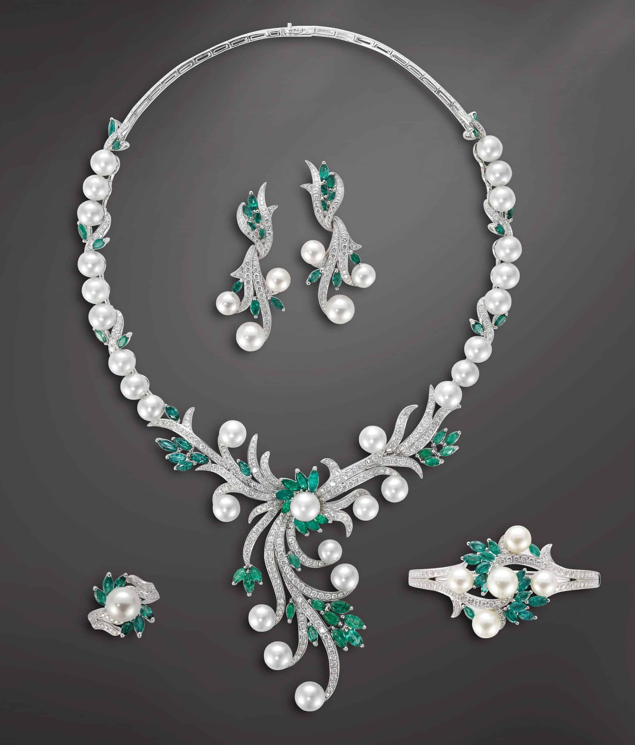 Mouawad Flower of Immortality Suite