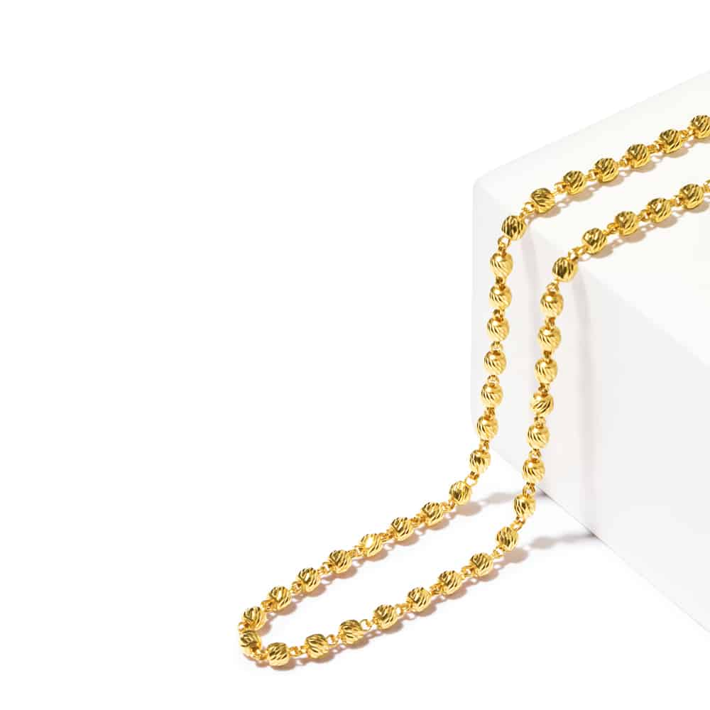 22-carat gold chain by PureJewels