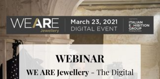 We are Jewellery Webinar