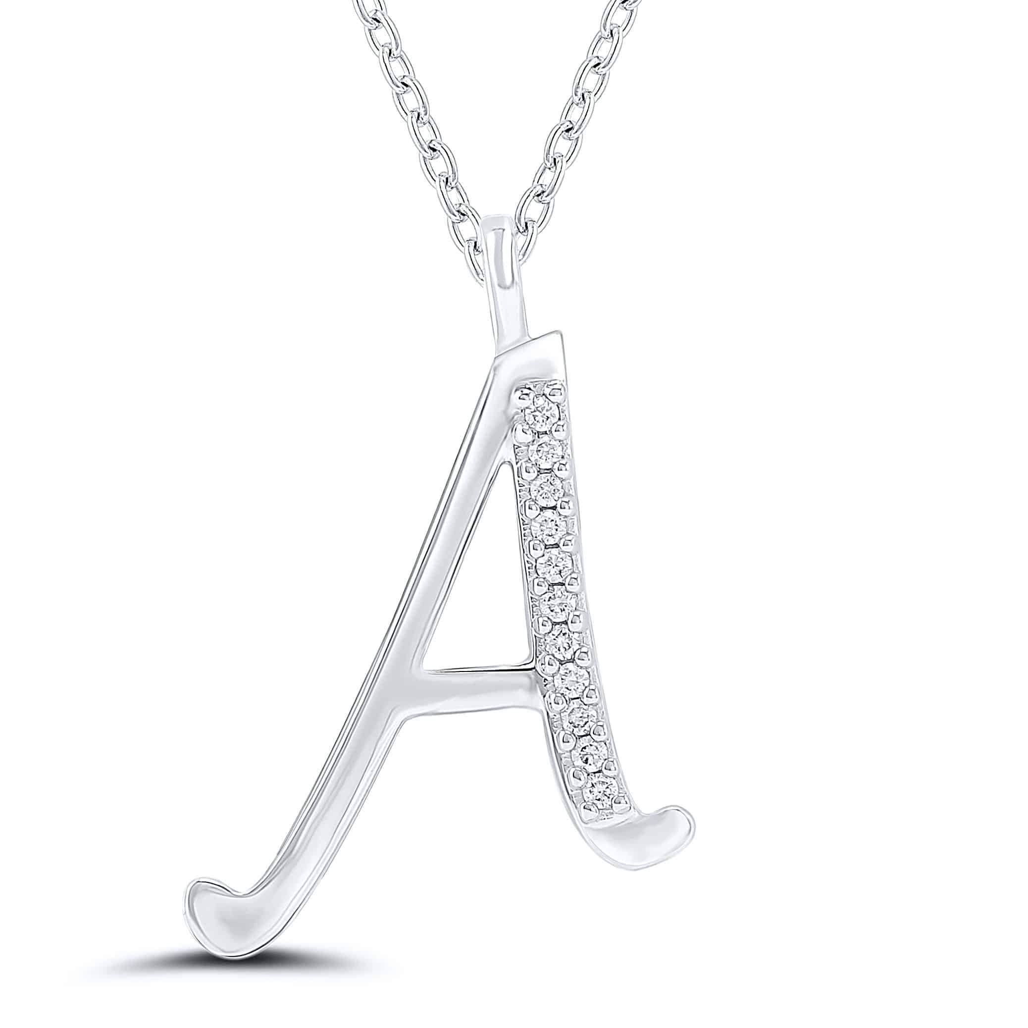 Andre Michael reports strong demand for its Alphabet Diamond Pendants during lockdown