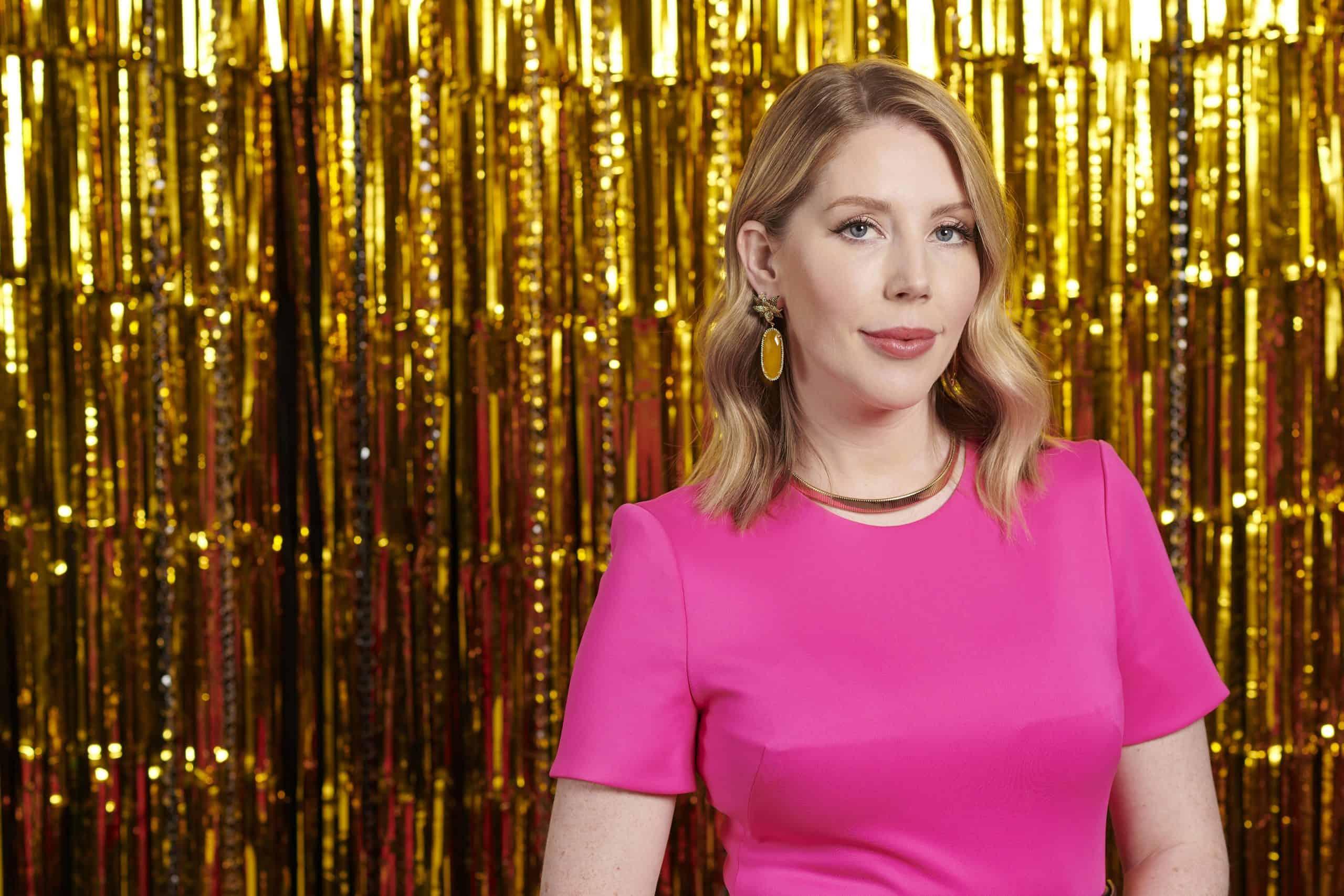 Katherine Ryan, host ofAll That Glitters