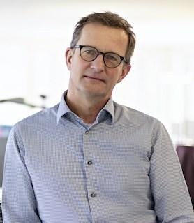 Daniel Nyfeler, Managing Director Gübelin Gem Lab bei Gübelin.
