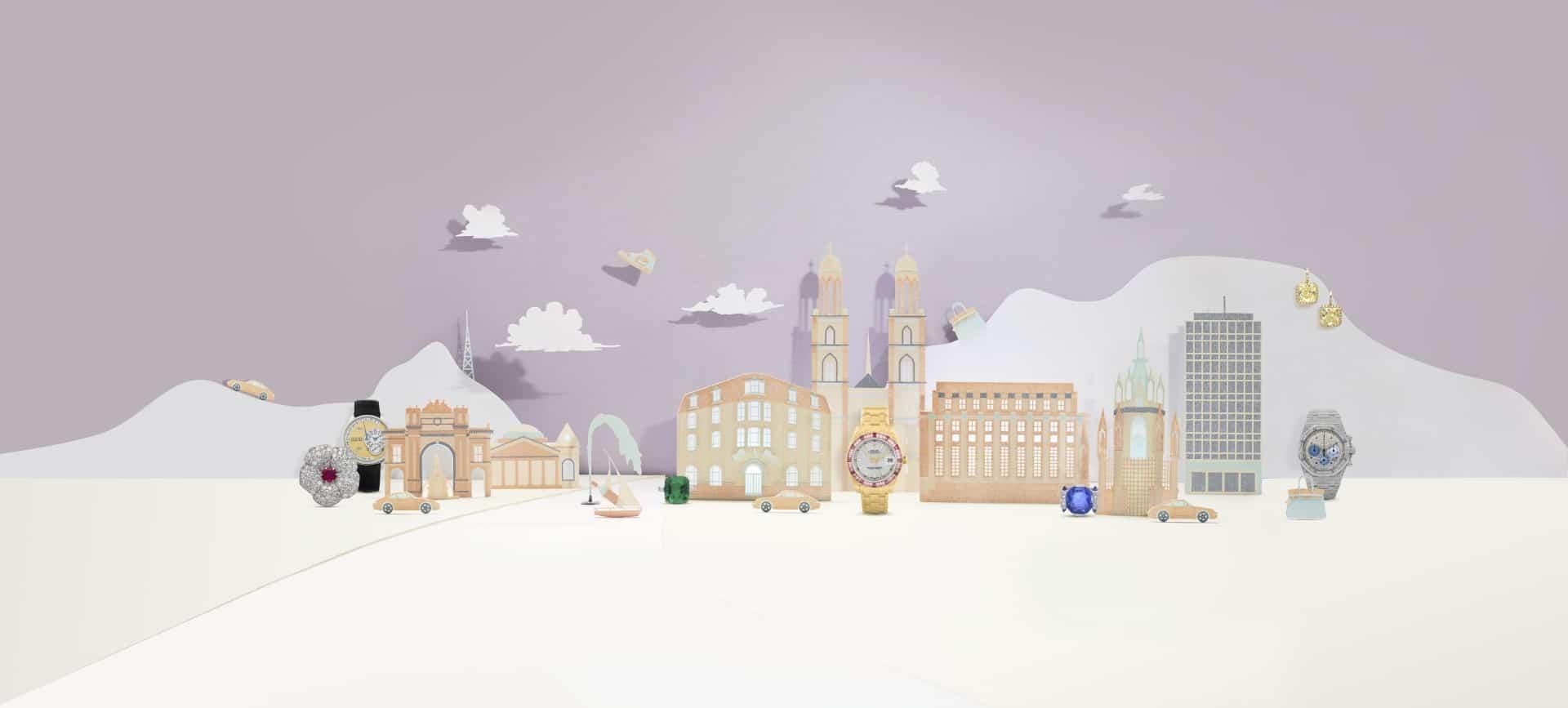 Sotheby's and Bucherer launch innovative partnership in Geneva