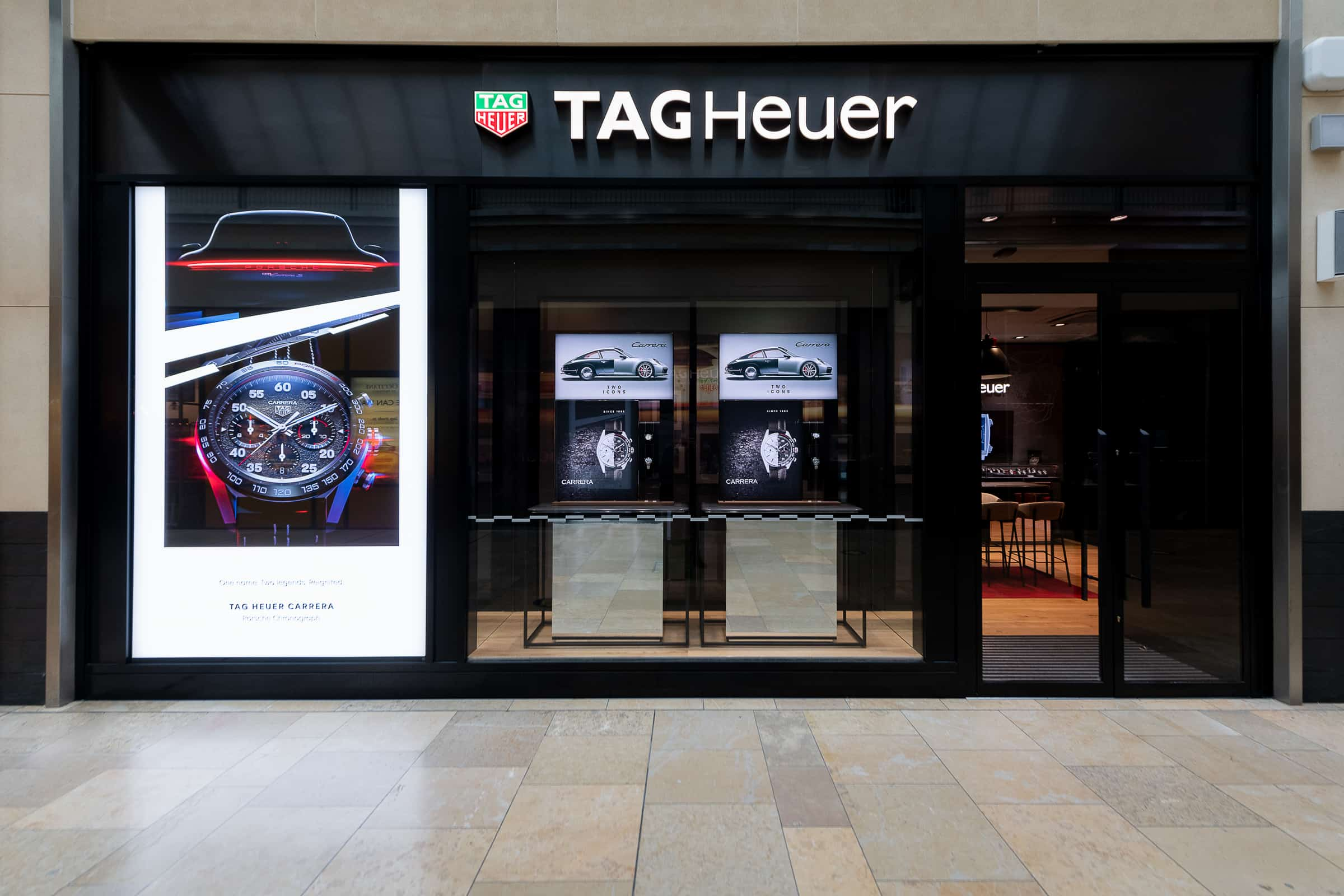 Goldsmiths unveils renovated Cardiff showroom featuring a new Tag Heuer boutique