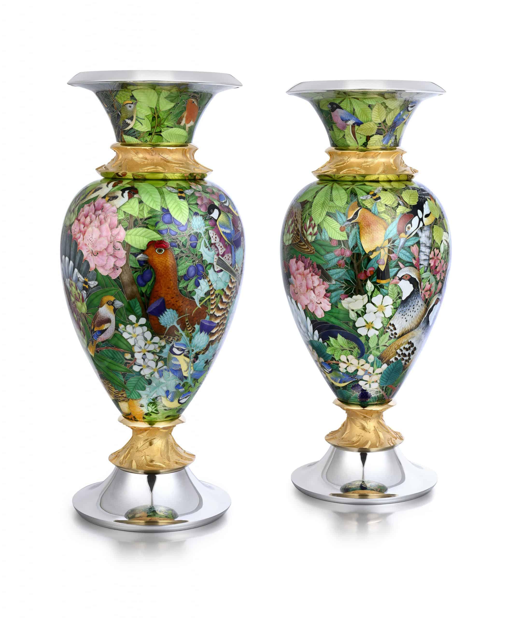 Fair Game Vases
