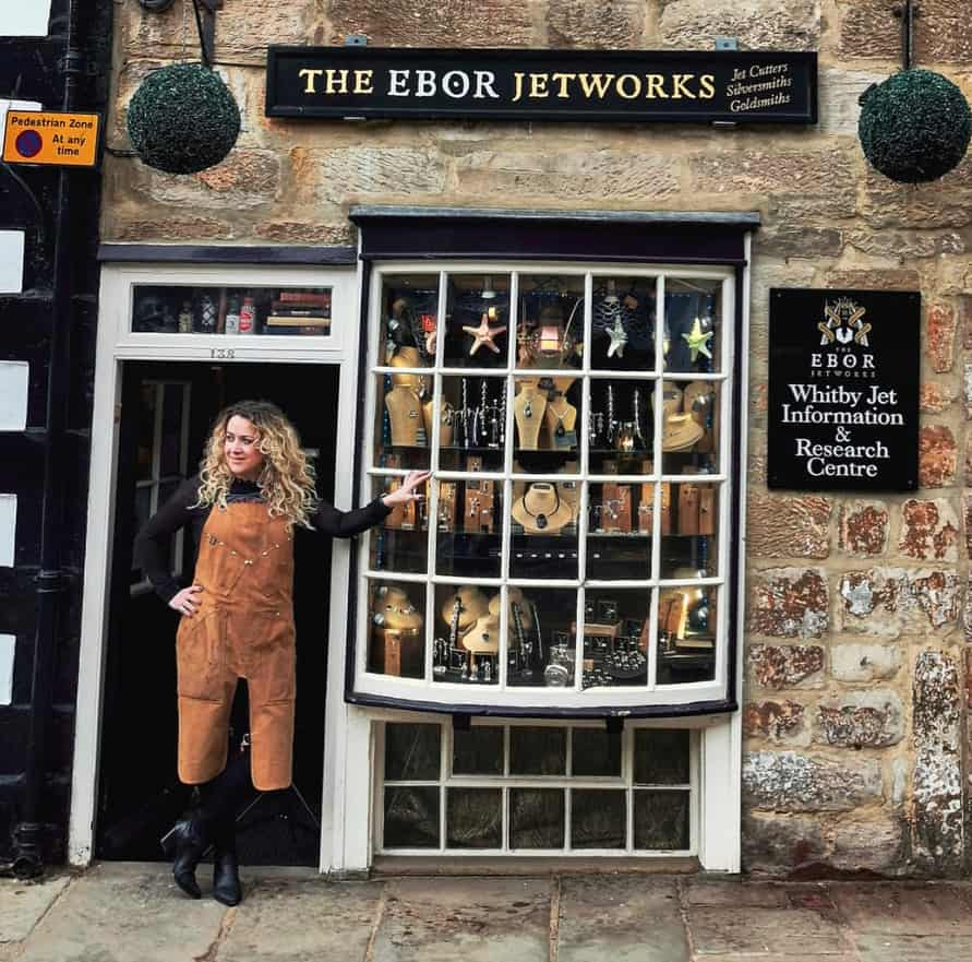 Sarah Caldwell Steele at The Ebor Jetworks