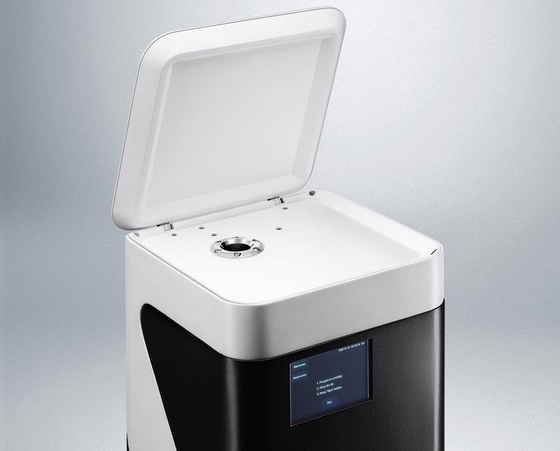 ALROSA's nanomark scanner