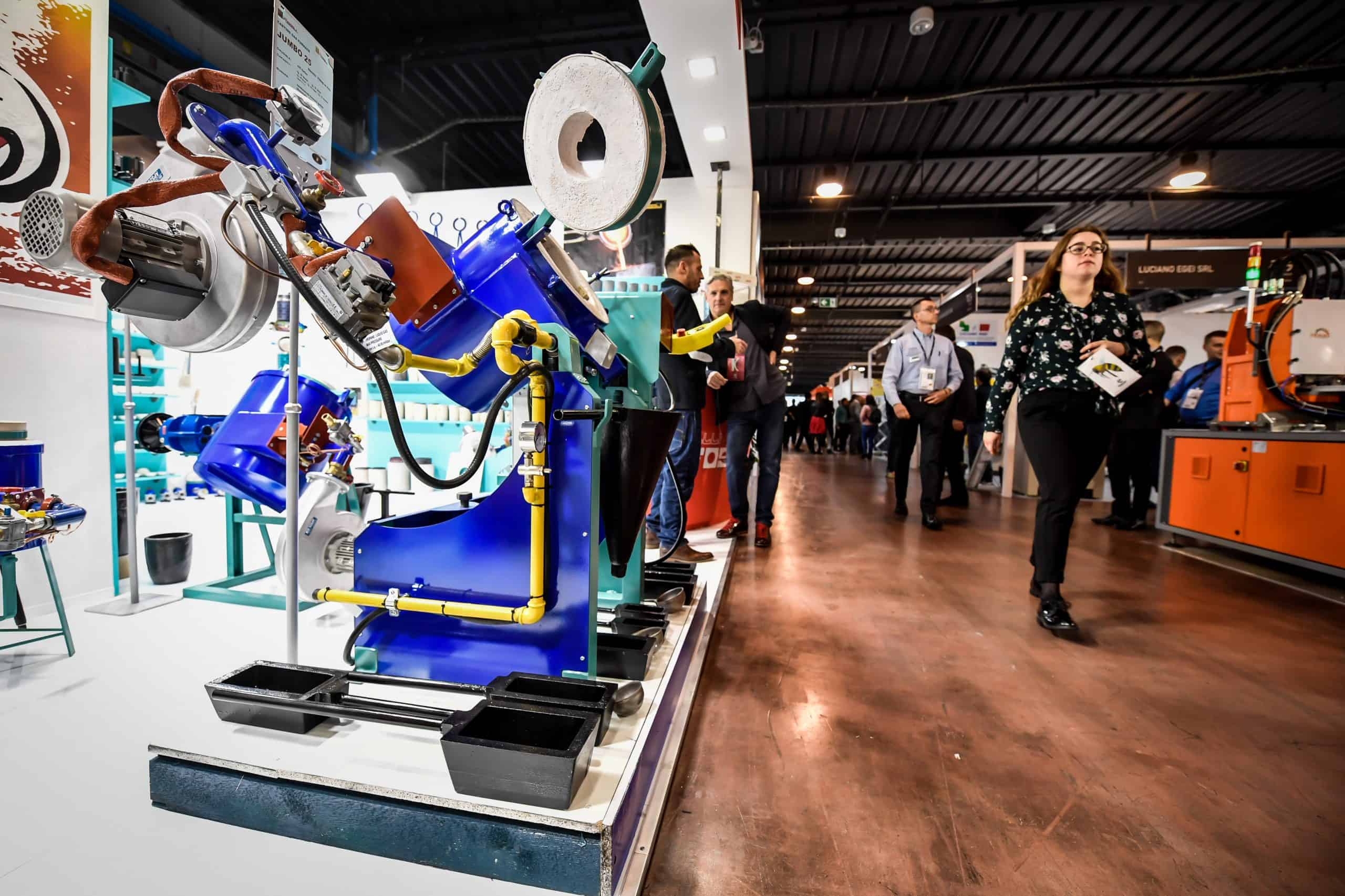 T.GOLD, international show for jewellery machinery and manufacturing, will return, with physical attendance, in same halls as Vicenzaoro September