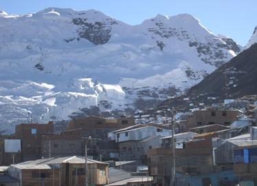 Ananea, Peru, location of GIA-supported innovative gold ore processor testing