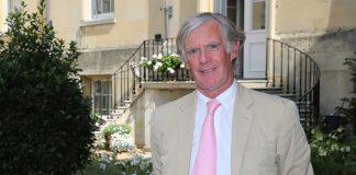 Nicholas Wainwright, Chairman of luxury British retail brand, Boodles