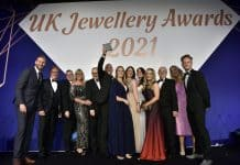 CMJ wins Service Supplier of the__ Year at UK Jewellery Awards