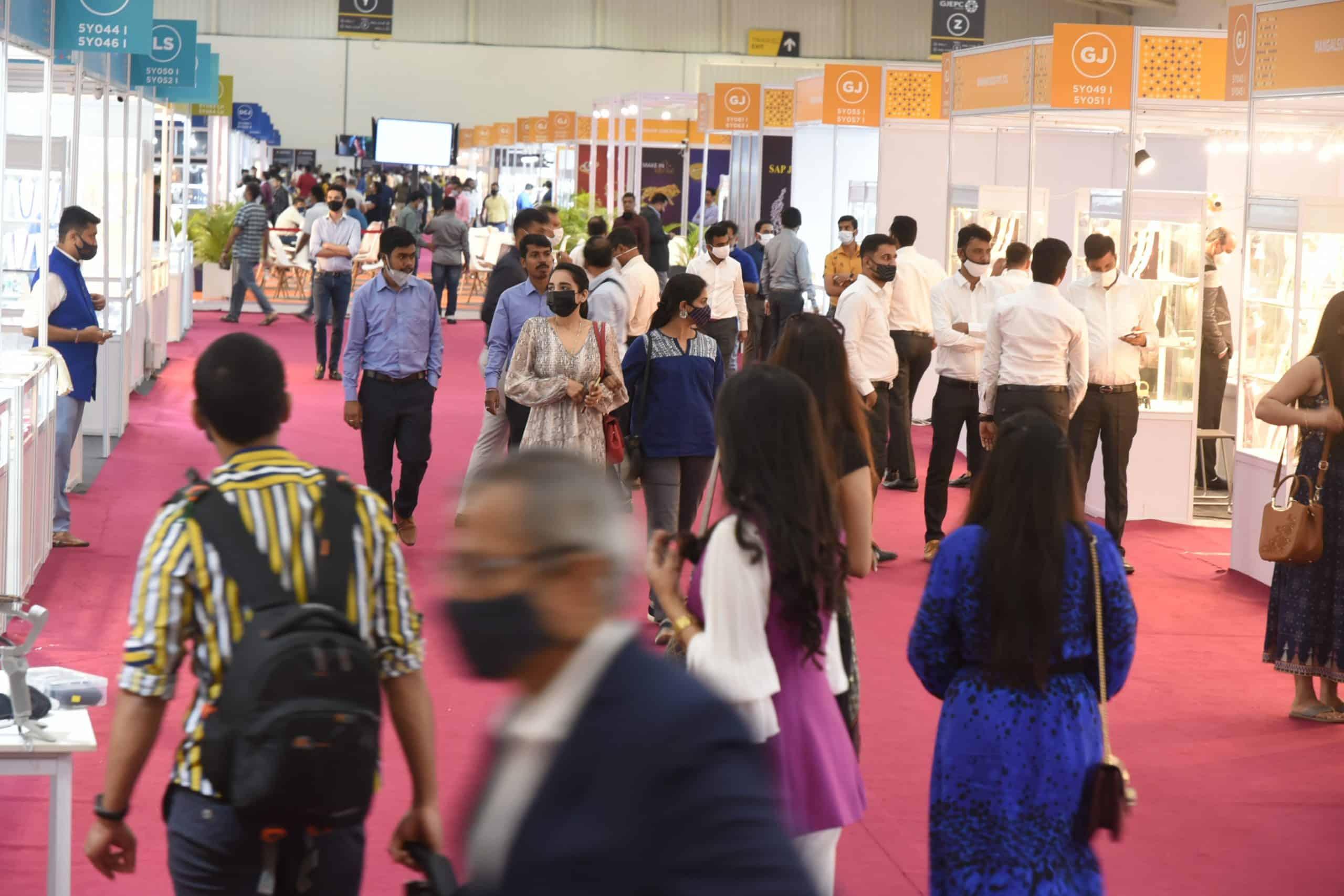 IIJS Premiere 2021 boosts local economy in Bangaluru