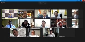 GJEPC 29.9.21 India Global Connect Meet with UAE