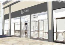 Laings new Cardiff showroom