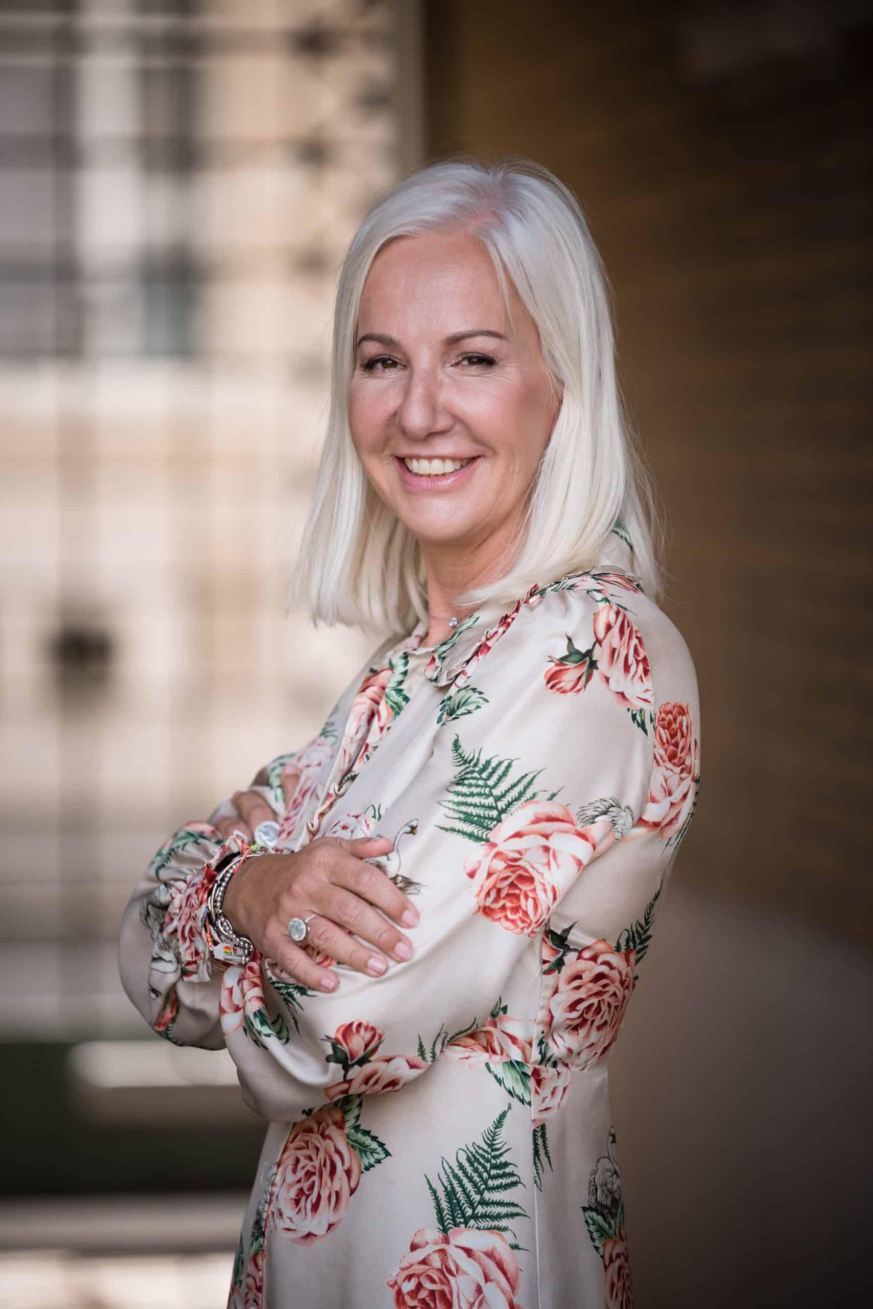 Iris Van der Veken, Executive Director of RJC