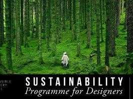 Sustainability Program for designer