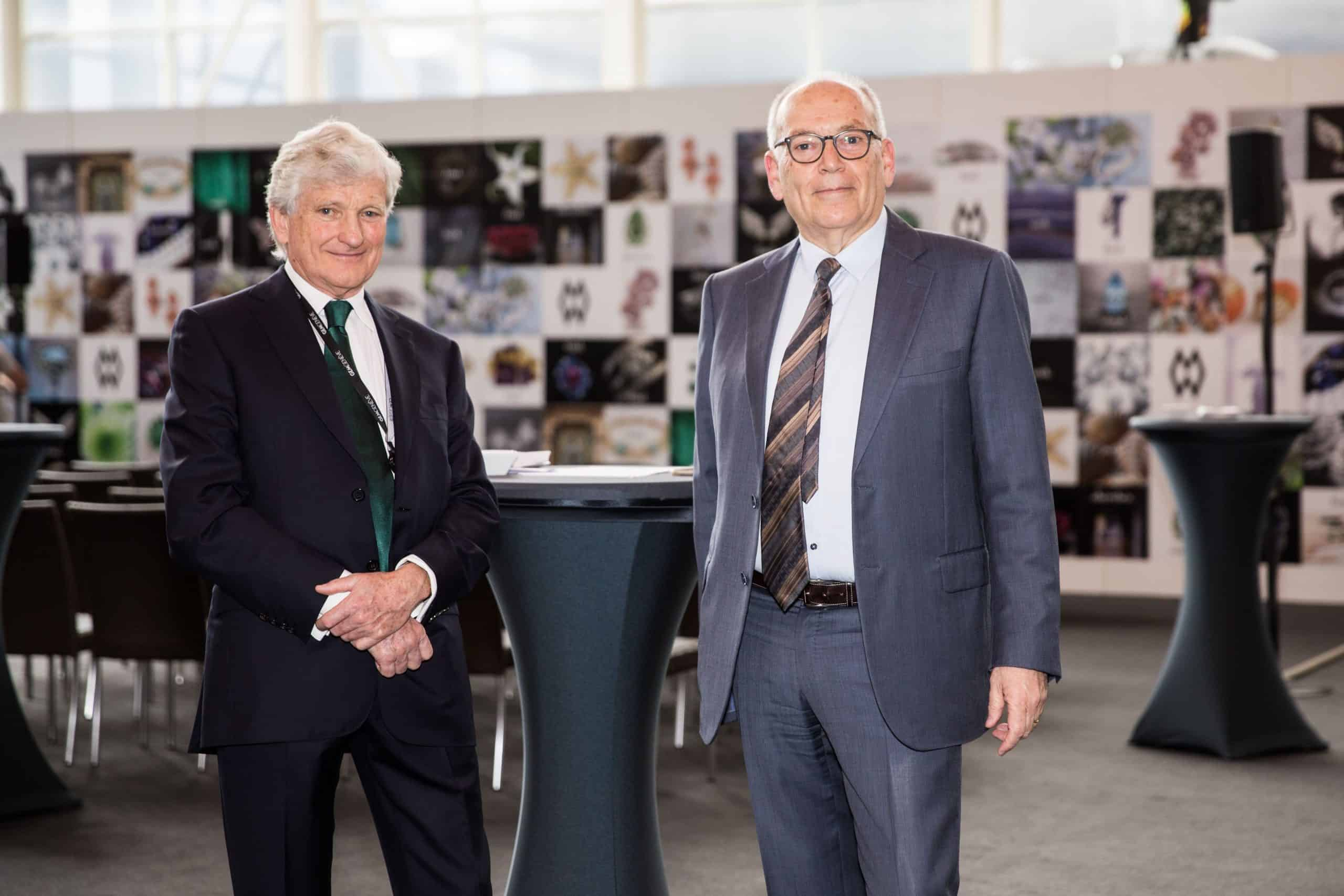 GemGenève Founders Thomas Faerber and Ronny Totah