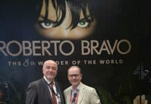 Mustafa Kamar, Chairman of Turkey's Jewellery Exporters' Association, and Jewellery Outlook Editor David Brough